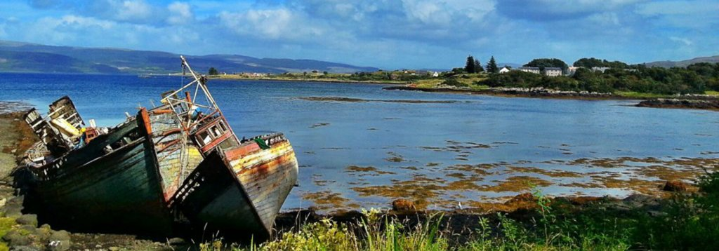 <h2>The Isle of Mull, Scotland</h2>