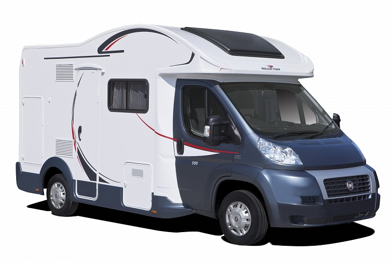Small Compact Motorhome For Hire With Automatic Transmission