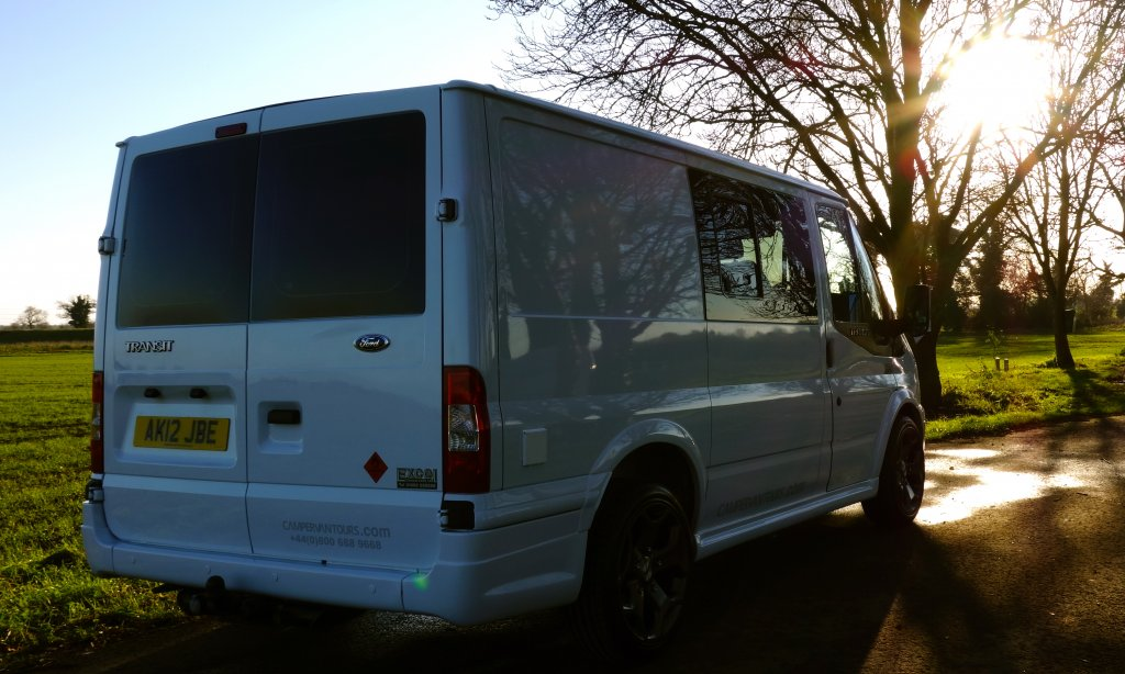 Value Small Campervan Hire From Heathrow
